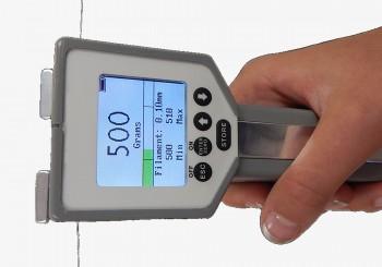 Tensiomètres pour fils et câbles